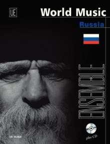 World Music. Russia.  Ausgabe mit CD, Buch