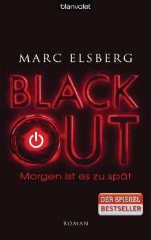 Marc Elsberg: BLACKOUT - Morgen ist es zu spät, Buch