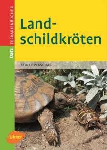 Reiner Praschag: Landschildkröten, Buch