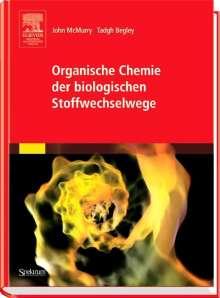 John McMurry: Organische Chemie der biologischen Stoffwechselwege, Buch