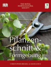 Christopher Brickell: Pflanzenschnitt und Formgebung, Buch