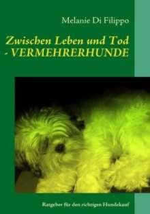 Melanie di Filippo: Zwischen Leben und Tod - VERMEHRERHUNDE, Buch