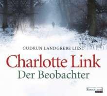 Charlotte Link: Der Beobachter, 9 CDs