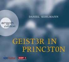 Daniel Kehlmann: Geister in Princeton, CD