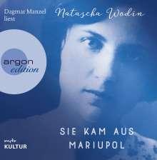 Natascha Wodin: Sie kam aus Mariupol, 8 CDs