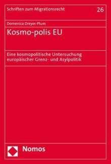 Domenica Dreyer-Plum: Kosmo-polis EU, Buch