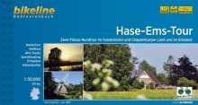 Bikeline Hase-Ems-Tour, Buch