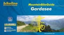 Bikeline MountainBikeGuide Gardasee 1 : 35 000, Buch
