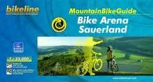 Bikeline MountainBikeGuide Arena Sauerland, Buch