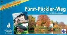 Bikeline Radtourenbuch Fürst-Pückler-Weg, Buch