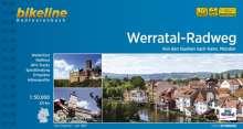 Bikeline Werratal-Radweg, Buch