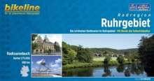 Bikeline Radregion Ruhrgebiet 1 : 75 000, Buch