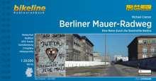 Bikeline Berliner Mauer-Radweg, Buch