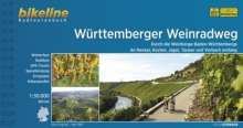Bikeline Radtourenbuch Württemberger Weinradweg, Buch