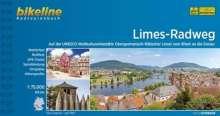 Bikeline Radtourenbuch Limes-Radweg, Buch
