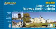 Elster-Radweg . Radfernweg Berlin-Leipzig, Buch