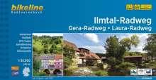 Ilmtal-Radweg, Gera-Radweg, Laura-Radweg, Buch