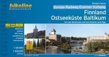 Bikeline Radtourenbuch Europa-Radweg Eiserner Vorhang, Buch