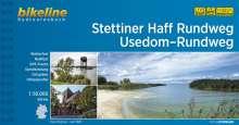 Bikeline Radtourenbuch Stettiner Haff Rundweg . Usedom-Rundweg, Buch