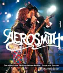 Richard Bienstock: Aerosmith, Buch