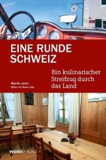 Martin Jenni: Eine Runde Schweiz, Buch