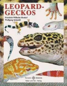 Friedrich-Wilhelm Henkel: Leopardgeckos, Buch