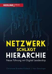 Christiane Brandes-Visbeck: Netzwerk schlägt Hierarchie, Buch