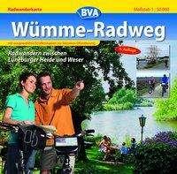 Wümme - Radweg 1 : 50 000. Radwanderkarte, Diverse