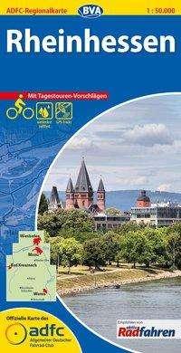 ADFC-Regionalkarte Rheinhessen 1 : 50 000, Diverse