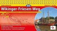 BVA Radwanderkarte Wikinger-Friesen-Weg 1 : 50.000, Diverse