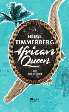 Helge Timmerberg: African Queen, Buch
