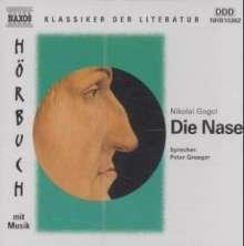 Gogol,Nikolaj v.:Die Nase, CD