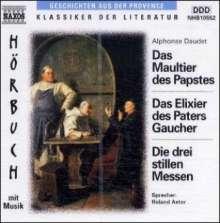 Daudet,Alphonse:Das Maultier des Pabstes, CD