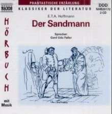 Der Sandmann, 2 Audio-CDs, 2 CDs