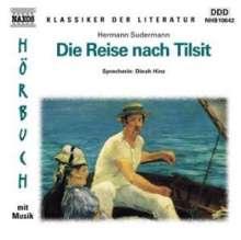 Sudermann,Hermann:Die Reise nach Tilsit, CD