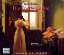 Fontane,Theodor:Die Poggenpuhls, 3 CDs