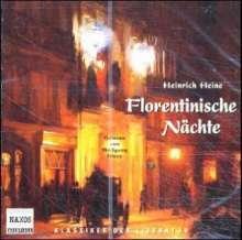 Heine,Heinrich:Florentinische Nächte, 2 CDs