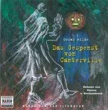Das Gespenst von Canterville, 1 Audio-CD, CD