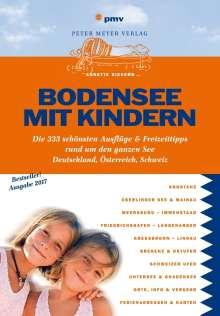 Annette Sievers: Bodensee mit Kindern, Buch
