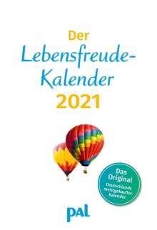 Der Lebensfreude-Kalender 2018. PAL, Buch
