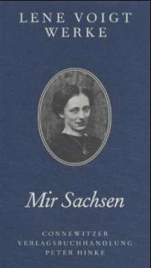 Lene Voigt: Mir Sachsen, Buch