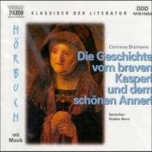 Brentano,Clemens:Die Geschichte vom braven Kasperl, CD