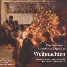Eine Geschichte,Gedichte & Musik zu Weihnachten, CD