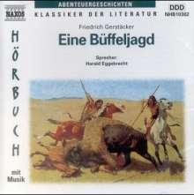 Eine Büffeljagd, 1 CD-Audio, CD