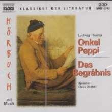 Thoma,Ludwig:Onkel Peppi, CD