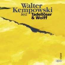 Walter Kempowski: Tadellöser und Wolff, 13 CDs