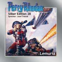 Perry Rhodan Silber Edition 28 - Lemuria, 12 CDs