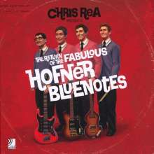 Chris Rea: The Return Of The Fabulous Hofner Bluenotes, 3 CDs
