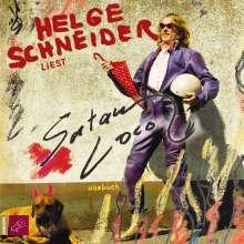 Helge Schneider: Satan Loco, 3 CDs