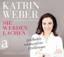 Katrin Weber: Sie werden lachen, CD